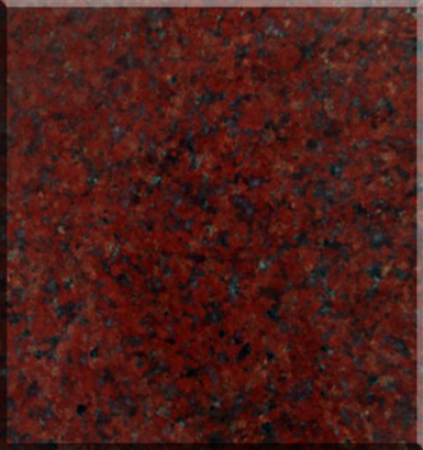Indian Ruby Red
