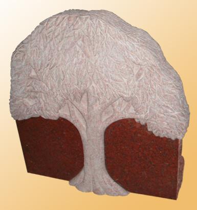 Tree Headstone